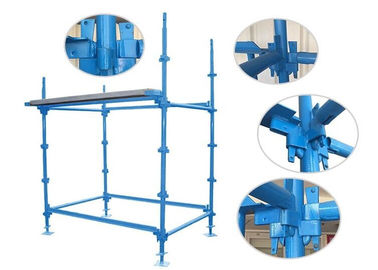 Quick Installation Kwikstage Scaffolding System Modular Scaffolding Components