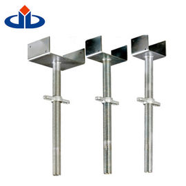 Stainless Steel Scaffolding Leveling Jacks Adjustable Scaffolding U Head Jack
