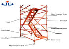 High Performance Kwikstage Scaffolding Components Quick Lock Scaffolding System