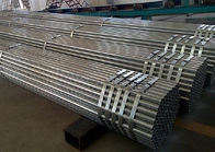 China Welded Steel Scaffold Tube Bending Scaffold Tube Building Material 4.5 Mm Thickness company