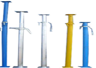 High Strengh Scaffolding Steel Props Adjustable Support Props SGS Approved
